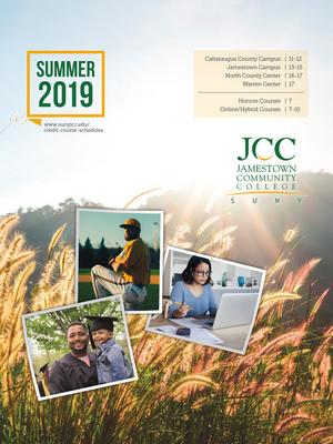 Summer 2019 catalog cover