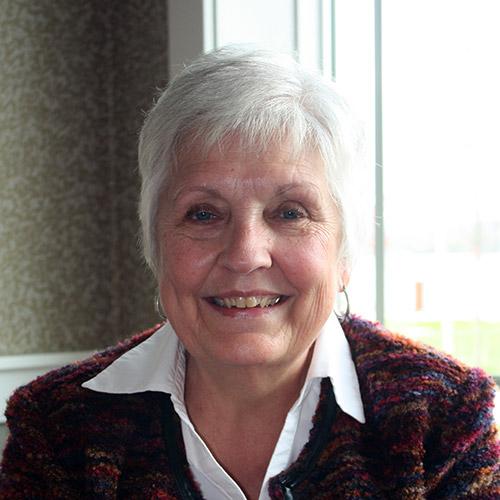 Margaret Cornell headshot