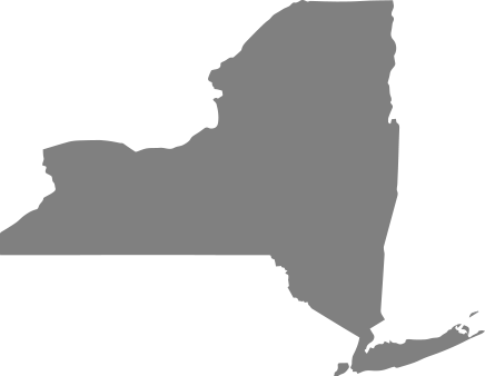 JCC Campus Locations within New York State